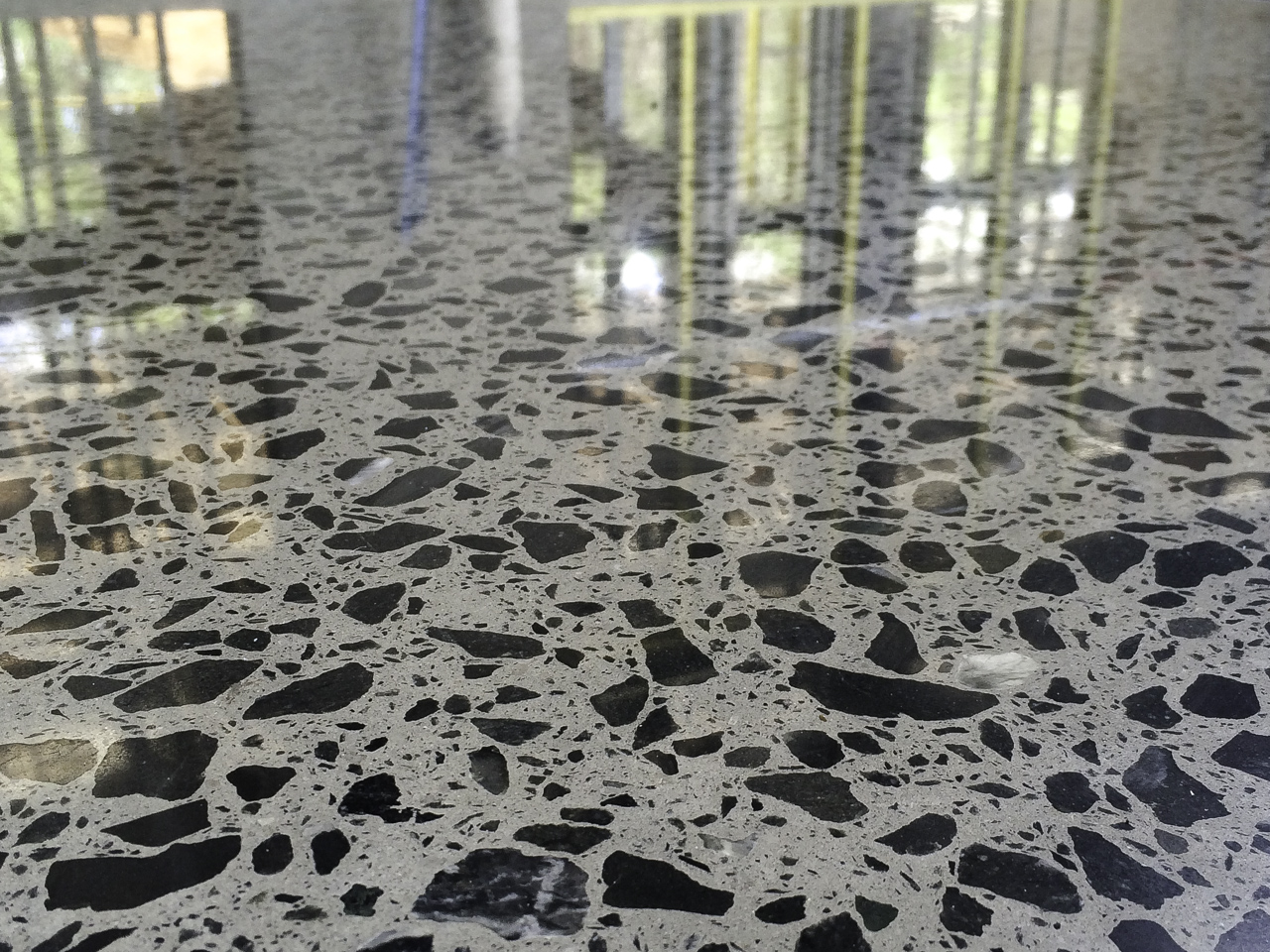 polished concrete floors gold coast brisbane
