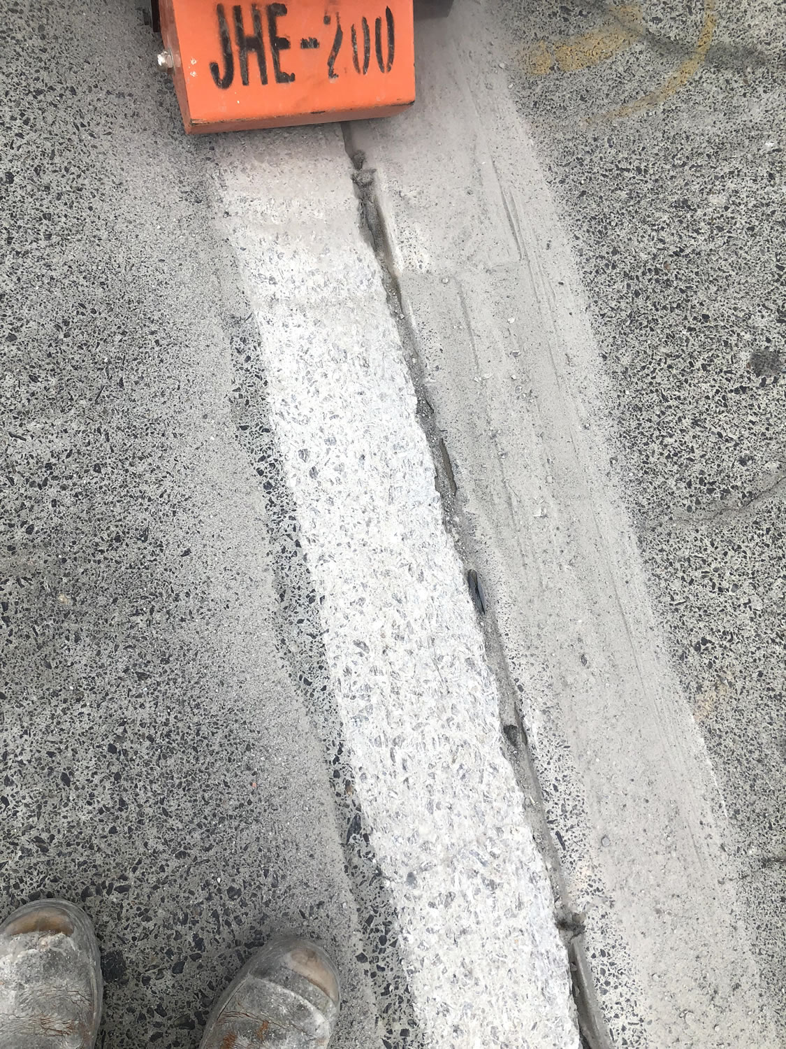 concrete expansion joint grinding gold coast brisbane